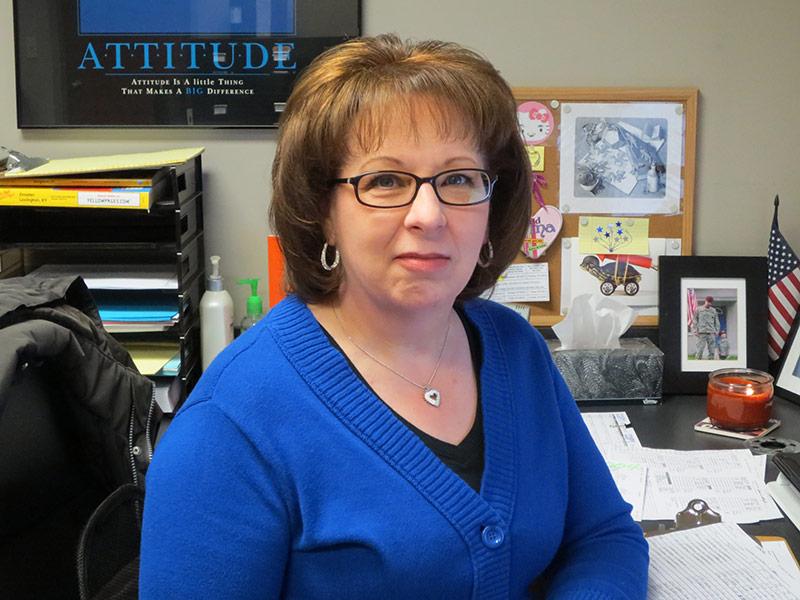 Debbie Farrow - Payroll