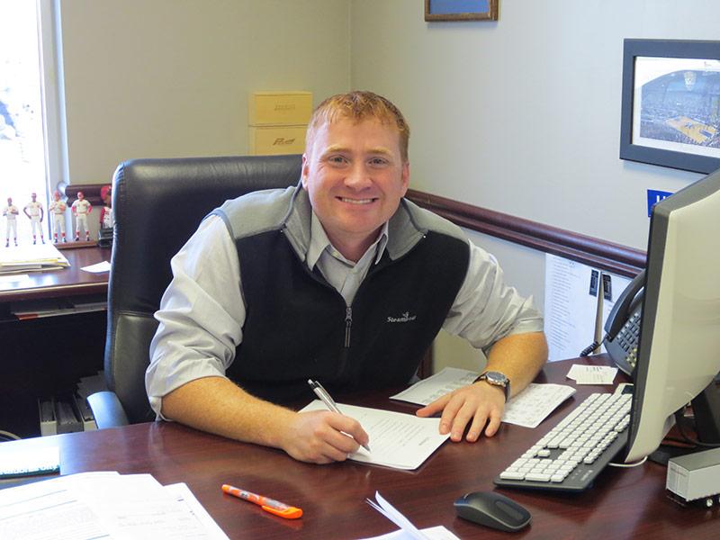 Matt Harmon - VP Finance