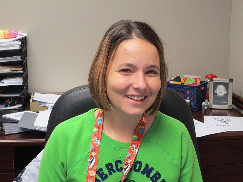 Sharon Colalella - Accounting